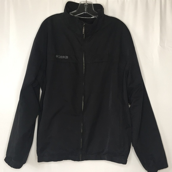 Columbia Other - Columbia Vented Mesh Lined Men's Jacket Full Zip